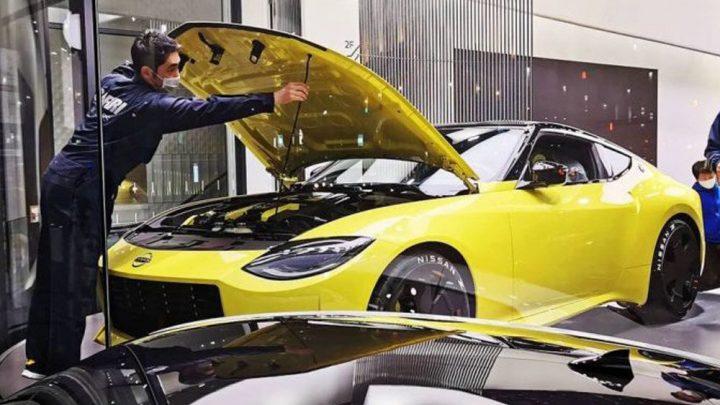 Toto je nový Nissan 400Z. Pod kapotou bude preplňovaný motor V6.