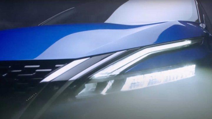 Nissan mierne odhalil nový Qashqai.