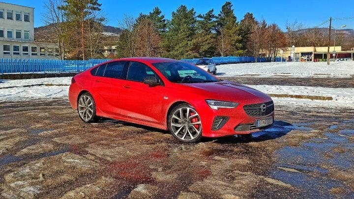 Opel Insignia GSi | Test | Romana toto auto veľmi prekvapilo