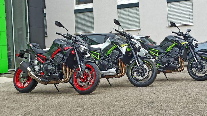 Aké novinky si pripravilo Kawasaki na rok 2021?