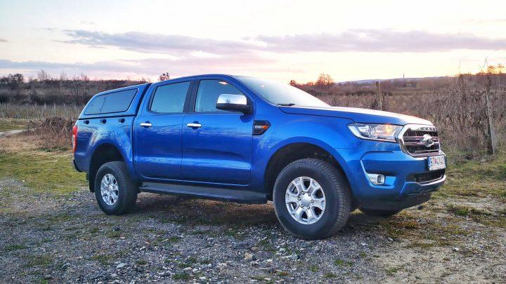 Ford Ranger XLT | Test | Ako bol Roman spokojný s Rangerom?