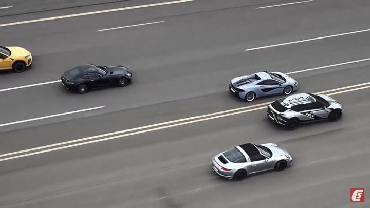 Je nová Kia EV6 GT rýchlejšia ako Ferrari, Lamborghini alebo McLaren?