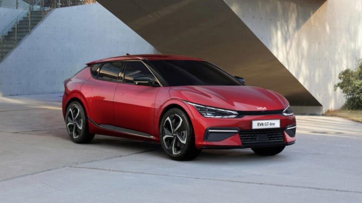 Nová Kia EV6 GT má výkon 585 koní a maximálnu rýchlosť 260 km/h.