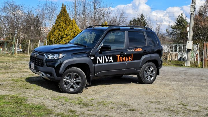 Lada Niva Travel 2021 | Prvá jazda |