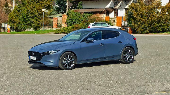 Test Mazda 3 Skyactiv-G150 | Mazda 3 je hatchback s poctivým motorom |