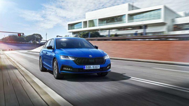 Škoda Octavia má od teraz aj verziu Sportline.