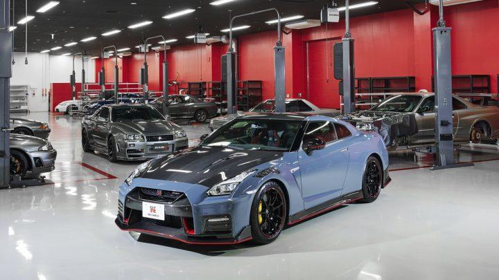 Nissan predstavil GT-R NISMO pre rok 2022. Môžme očakávať nové farby a viac karbónu.