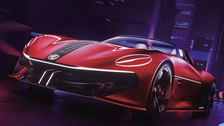 Britské MG sa vracia k výrobe Roadsteru.