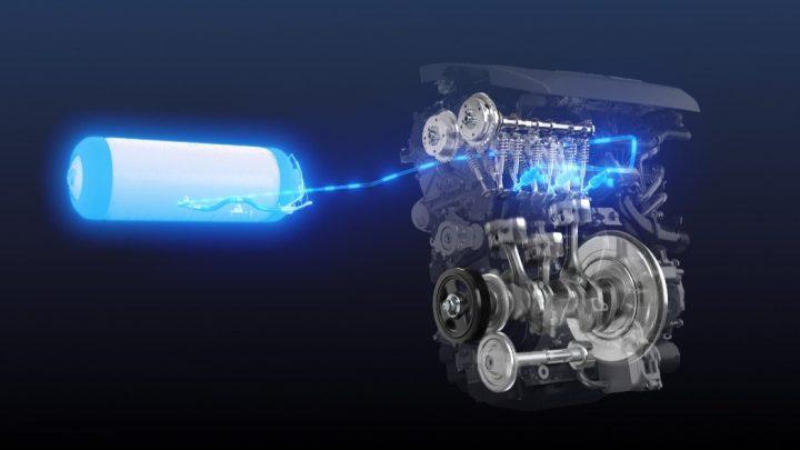 Toyota vyvíja vodíkový motor pre športové vozidlá.