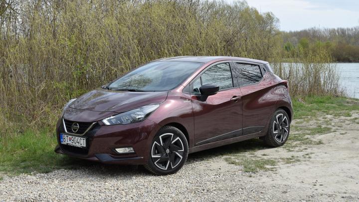 test Nissan Micra N Design | Ako jazdí malý Nissan?