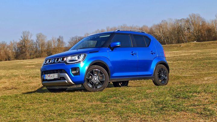 Test Suzuki Ignis Hybrid | Malý, vrtký, ale aj praktický |