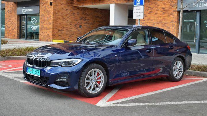 Test BMW 330e xDrive | BMW má jeden z najlepších hybridných systémov |