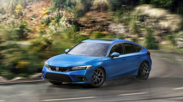 Honda predstavila hatchback Civic jedenástej generácie.