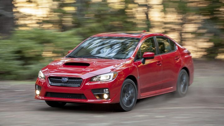 Subaru pripravuje premiéru športového modelu WRX.