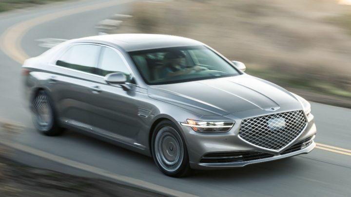 Hyundai opúšťa motor V8. Nahradí ho šesťvalec.