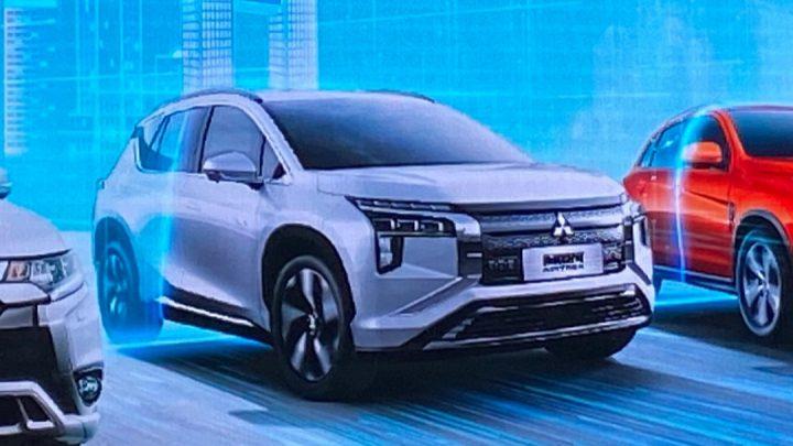 Mitsubushi Airtek bude nové elektrické vozidlo v ponuke japonskej automobily.