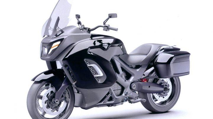 Ruská sprievodná motorka sa volá Merlon. Je na elektrický pohon a má výkon 190 koní.