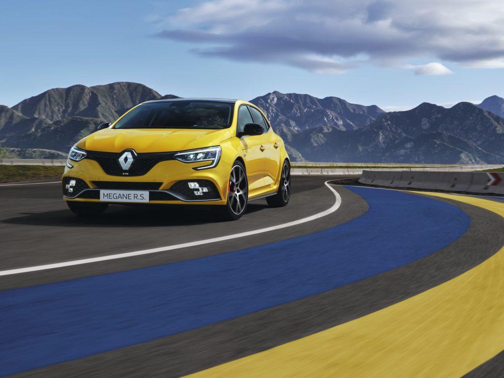 Renault Megane RS cenník