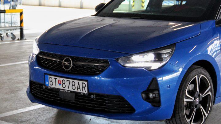 Opel Corsa má najlepšie full LED svetlomety v triede | Prečo sú tak dobré?