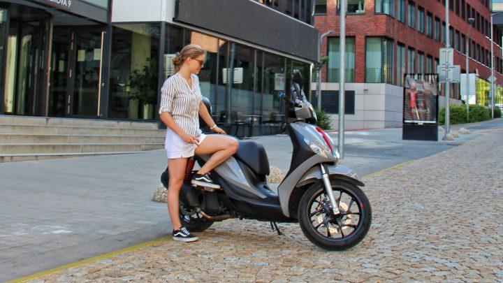 test Piaggio Medley 125i S ABS | Mestský skúter nielen do mesta |