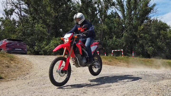 test Honda CRF300L 2021 | Príjemný spoločník do mesta, rýchly do lesa |
