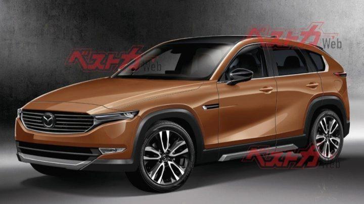 Nová Mazda CX-5 dostane pozdĺžne uložený šesťvalec.