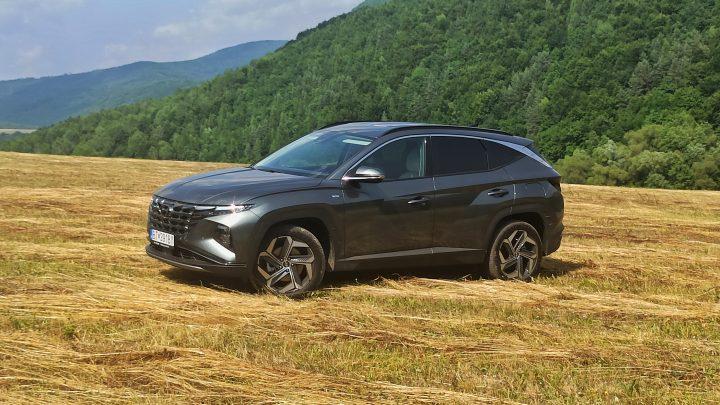 Hyundai Tucson 1.6 T-GDi 7DCT | Test | Tucson je najväčším prekvapením tohto roku |
