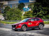 Mazda CX-30 rally