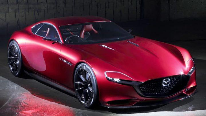Mazda si patentovala nové coupe. Dostane novinka Wankel motor?