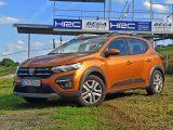test Dacia Sandero Stepway TCe 90 manuál | Vyskúšali sme Sandero v rally parku |