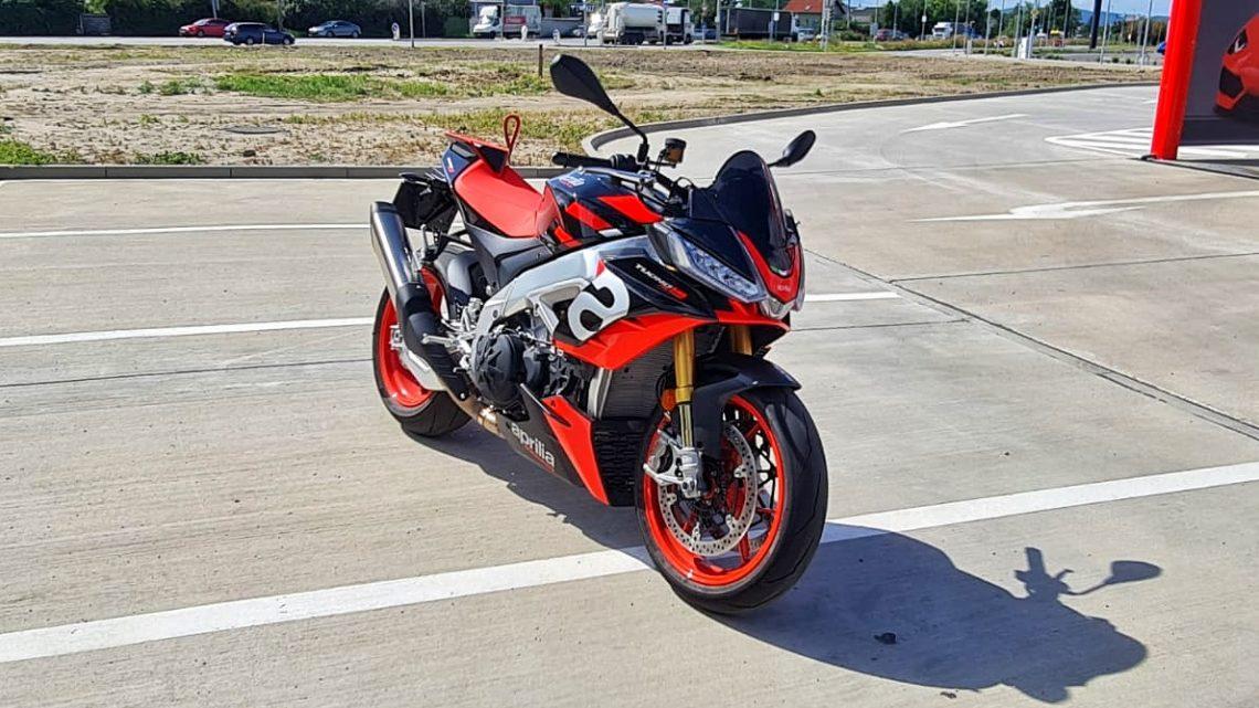 Aprilia Tuono 1100 Factory   Toto nie je motorka pre neskúsených  