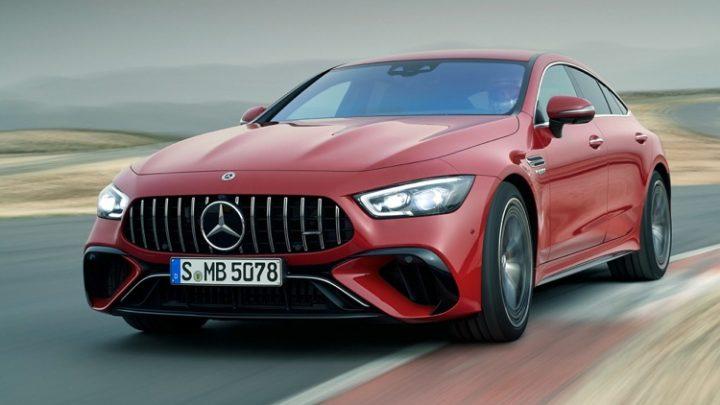 Vozidlá Mercedes-AMG budú mať motory V8 najbližších desať rokov.